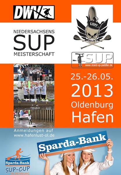 DWV SUP Landesmeisterschaft Niedersachsen