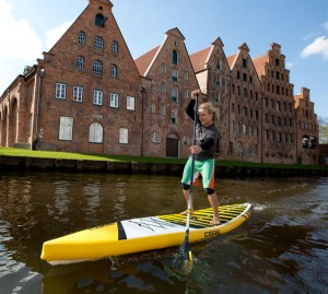 SUP-in-Lubeck