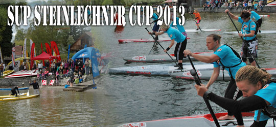 NP German SUP Trophy SUP Steinlechner CUP 2013 – Resultate