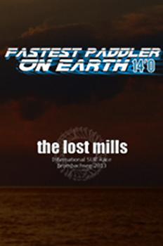 Connor Baxter der schnellste Paddler der Welt