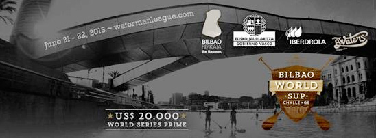 Bilboa World SUP Challenge 2013