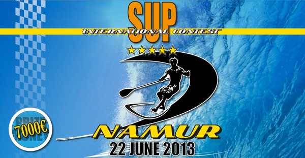 Happy Summer SUP Challenge 2013