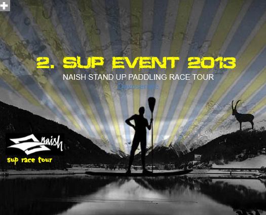 Zweiter SUP Event in Davos