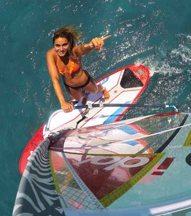 Fanatic-Inflatables-2014_Olivia-Piana_windsurfing