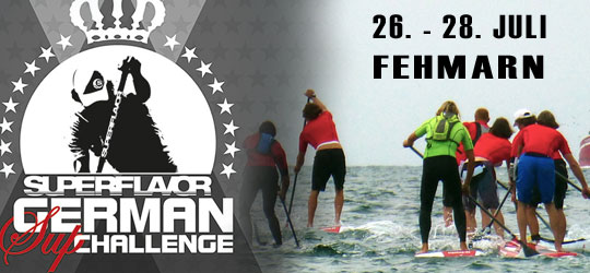 Superflavor German SUP Challenge 2013 – Fehmarn