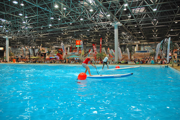 Damen-German-SUP-Indoorchampionships