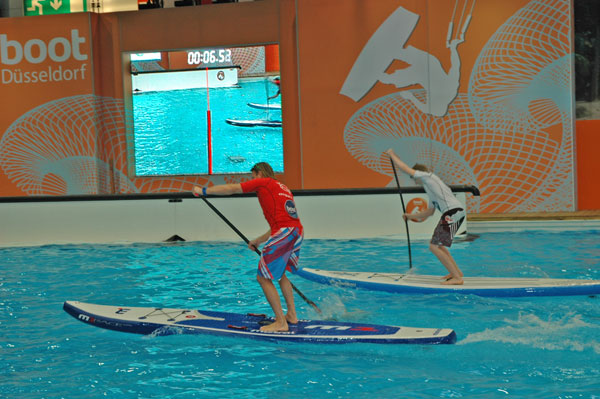 German-Indoor-SUP-Championships