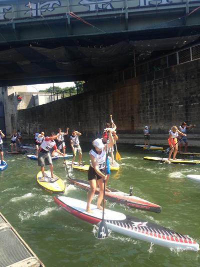 Vienna SUP Challenge 2013 – Resultate
