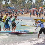 Eric-Terrien-on-the-race-at-the-Battle-of-the-Paddle