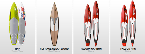 Fanatic-SUP-Raceboards