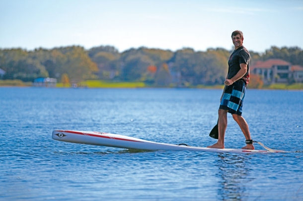 Chase Kosterlitz joins BIC SUP Team