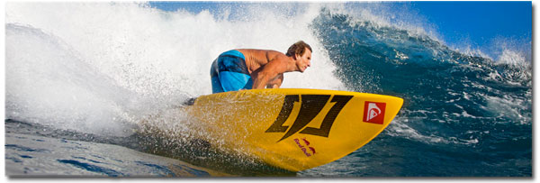 Naish introduces SUP Surfboards Hokua X32 LE Series – Michi Schweiger Interview