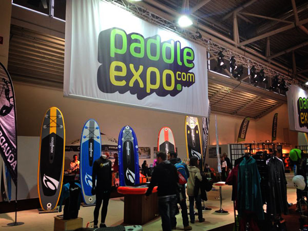 Worlds largest Sports Trade show featuring SUP for the second time