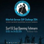 Killerfish German SUP Challenge bald gehts los