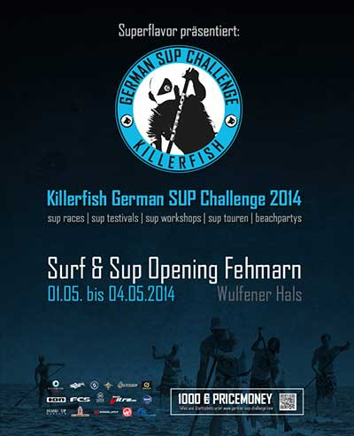 Killerfish-German-SUP-Challenge-Fehmarn-flyer