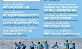 KILLERFISH German SUP Trophy: Neue Termine sind endgültige Termine