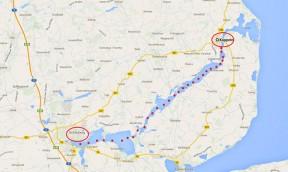 Extreme SUP Challenge – Schleswig nach Kappeln