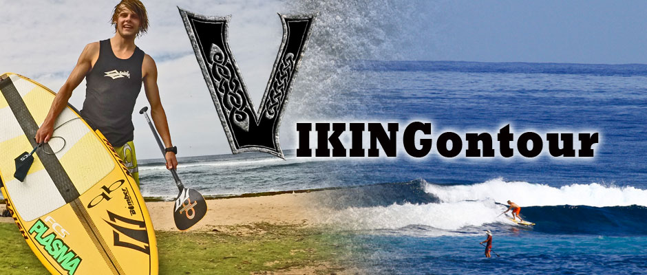 Casper Steinfath – The Viking on Tour – Season Start in Hawaii