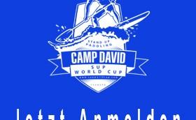 Camp David SUP World Cup – Jetzt Anmelden