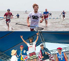 Casper Steinfath – Viking on Tour – ISA SUP Worldchampionships 2014