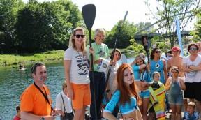 SUP Landesmeisterschaft NRW am Rhein-Herne-Kanal – Resultate