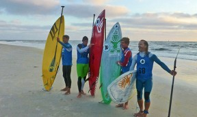 Killerfish German SUP Challenge Wave Contest