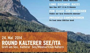 SUP Alps Trophy 2014 – Saisonstart