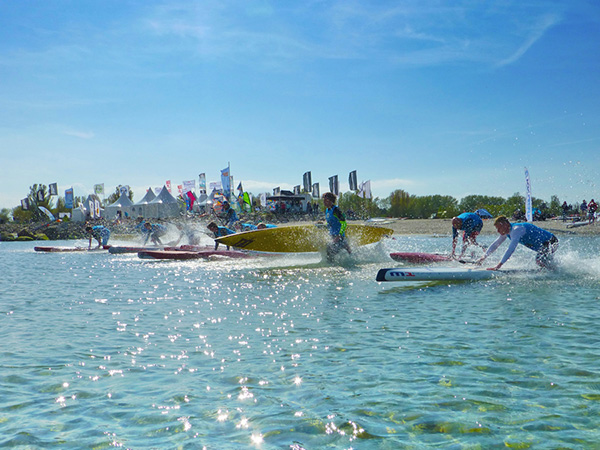 SUP-Race-Start-German-SUP-Challenge