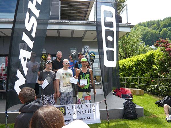 SUP-Tour-Swiss-erstes-Rennen