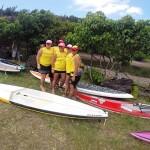 Girls day paddle
