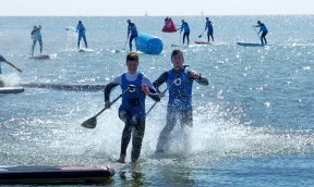 SUP Summer Opening Sylt 2014