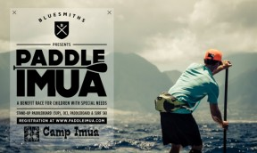 Paddle IMUA presented by bluesmiths 2014