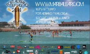 Port Adriano SUP Race 2014 – Results