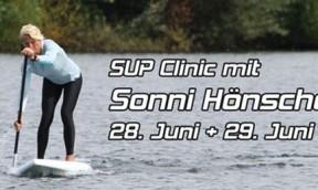 SUP Clinic mit Sonni Hönscheid