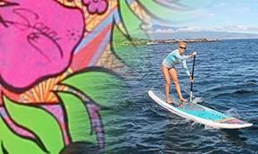 Sonni Hönscheid gestaltet zweites Longboard für JUCKER HAWAII