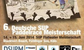 6. Deutsche  SUP Flatwater Meisterschaften