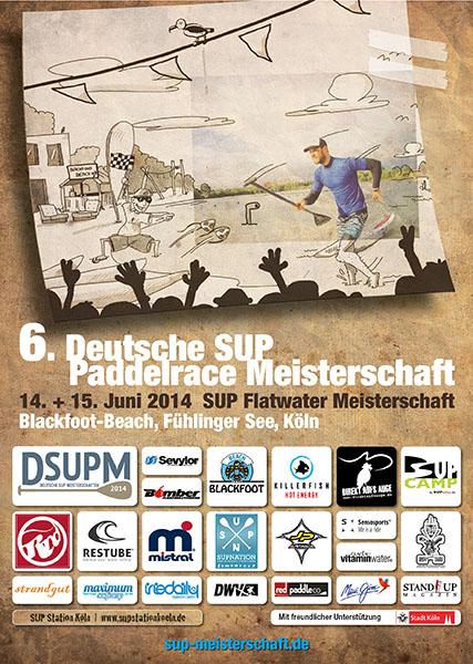 6.Deutsche_SUP_Paddlerace_meisterschaft