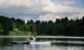 SUP Sommer und Yoga