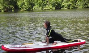SUP Yoga mit Wassersport Brasilien