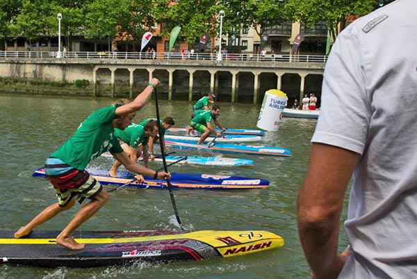 SUP_Race-Start_Bilbao
