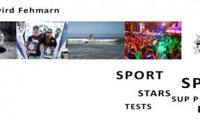 CAMP DAVID SUP World Cup beginnt in sechs Wochen auf Fehmarn