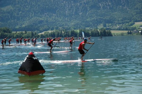Start Lake Crossing