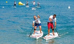 BIC SUP One Design Challenge startet mit Auftaktevent in Prerow