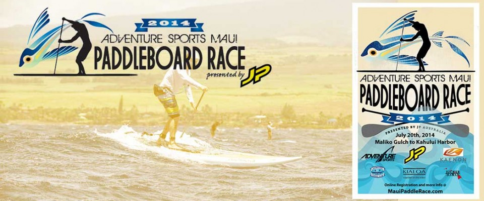 Maui Paddleboard Race – Saved