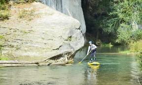 River SUP auf dem Vormarsch – Kurse in der Region Bern