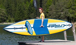 CrosLake Teen Dream Touring SUP