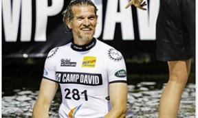 Prominente paddeln am CAMP DAVID SUP World Cup für einen guten Zweck