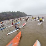Maui Paddleboard Race 2014 – Greetings from Hurricane Wali