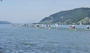 SUP Tour Swiss Race Around Nidau – Resultate