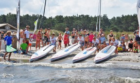 BIC SUP One Design Challenge im Ostseebad Prerow